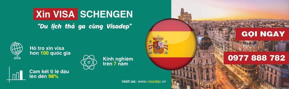 Hướng dẫn cách xin visa Tây Ban Nha dễ dàng nhất