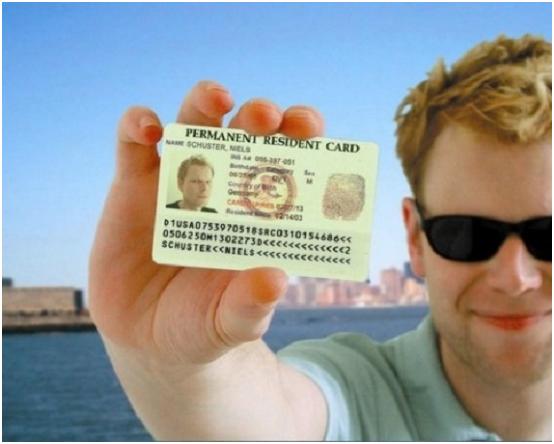 Thẻ xanh là gì? Khi mua nhà ở Mỹ có được cấp thẻ xanh hay không?