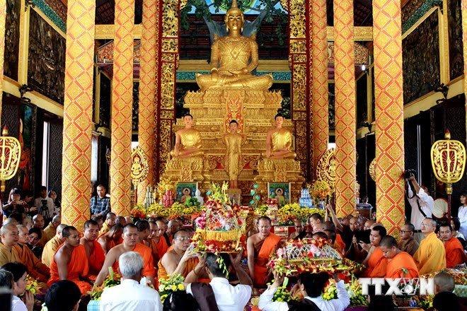 Văn hóa của người Khmer và phong tục tập quán