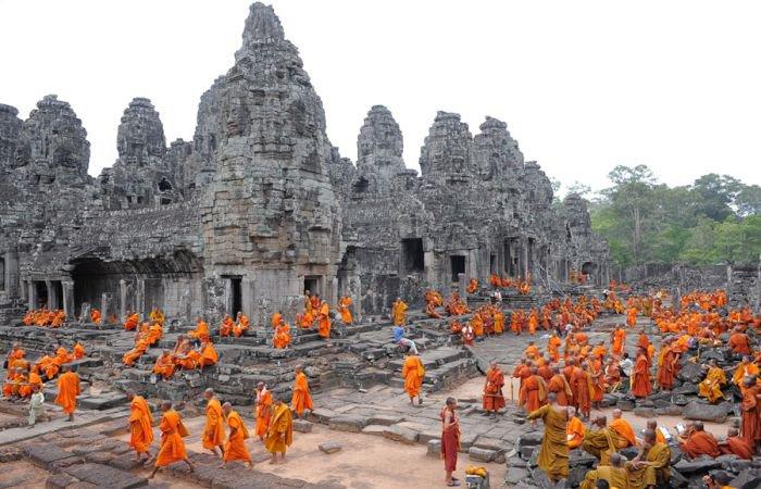 Tổng quan về văn hóa ở Campuchia