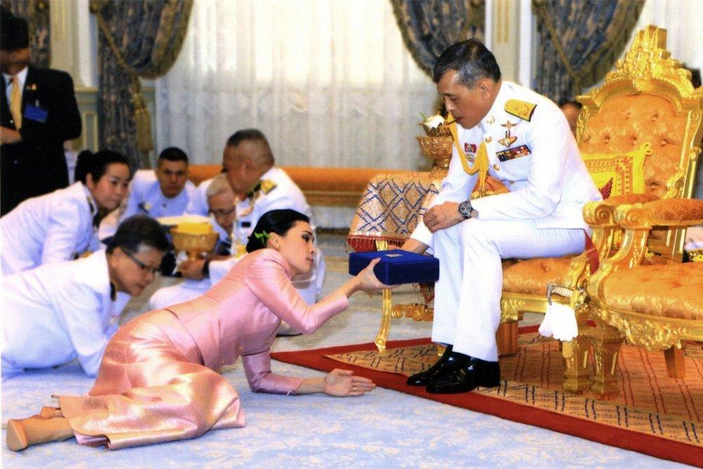 Hoàng gia Thái Lan