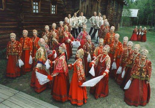 Đôi nét về văn hóa Nga