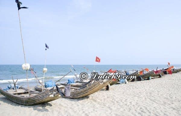 Chuẩn bị những gì du lịch biển Hải Tiến?