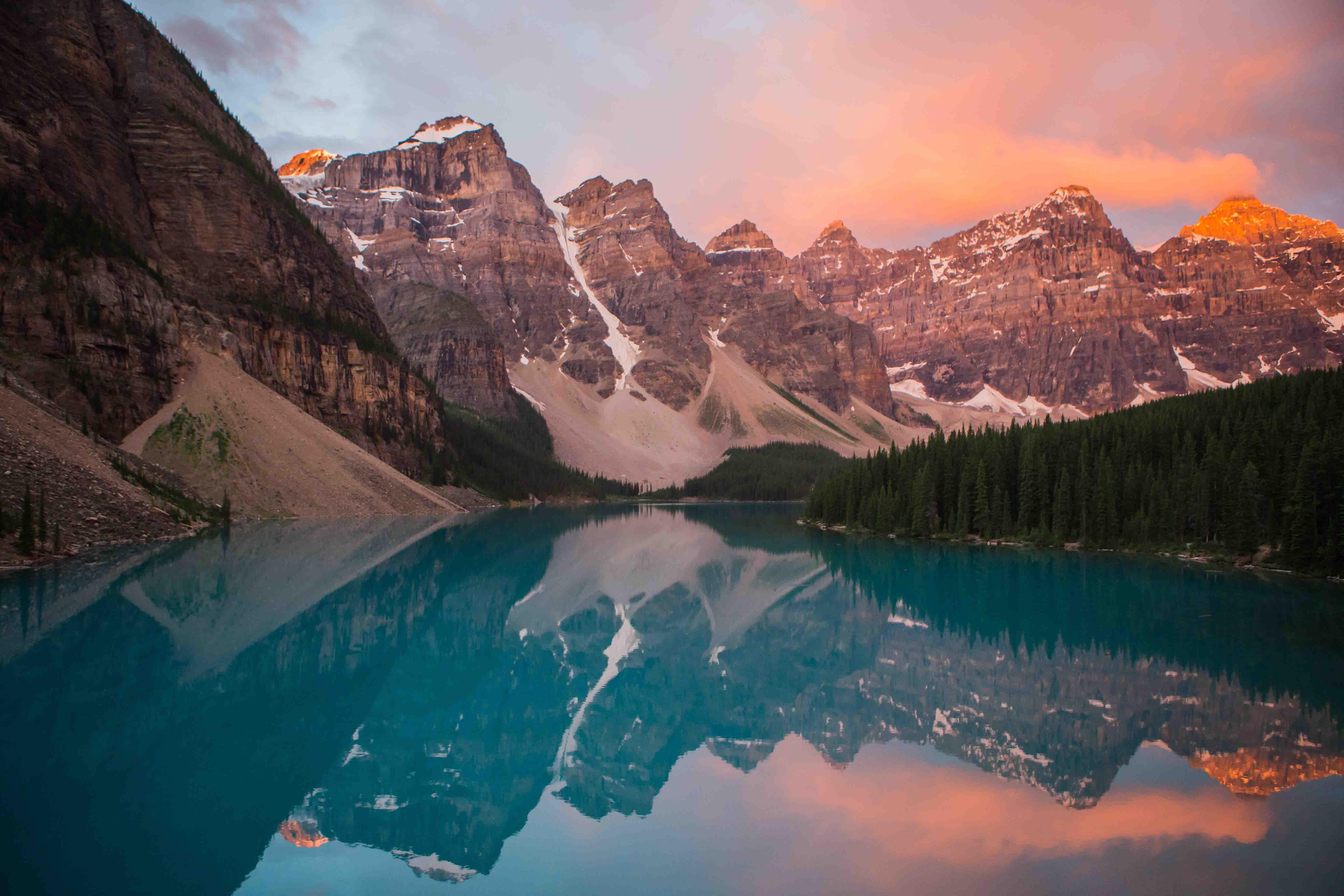 địa điểm Banff – Canada