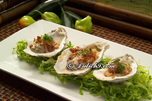 Ẳn món gì ngon khi du lịch biển Hải Tiến/ Địa chỉ ăn uống nổi tiếng ở biển Hải Tiến