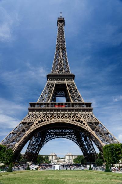 tháp Eiffel ở Pháp