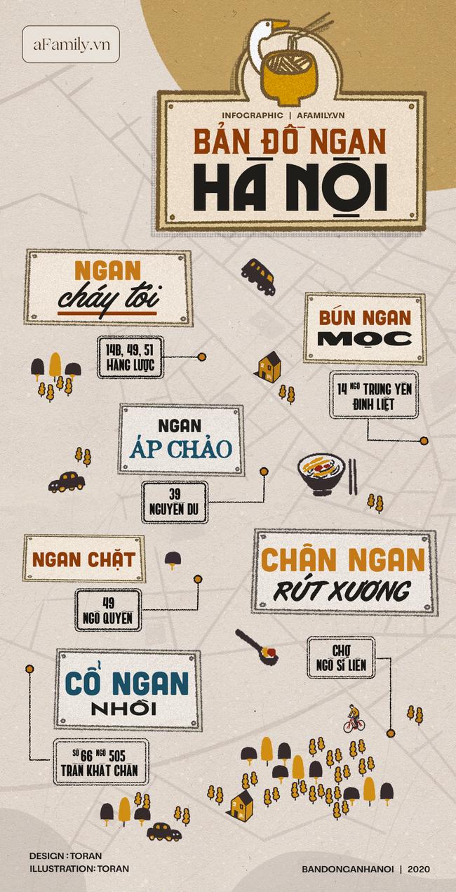 """6 điểm dừng chân ngon - độc - lạ trên """"bản đồ ngan Hà Nội"""", có quán được nhiều sao Việt ghé thăm, đến một lần là nhất định sẽ có lần thứ... N! - Ảnh 1."""
