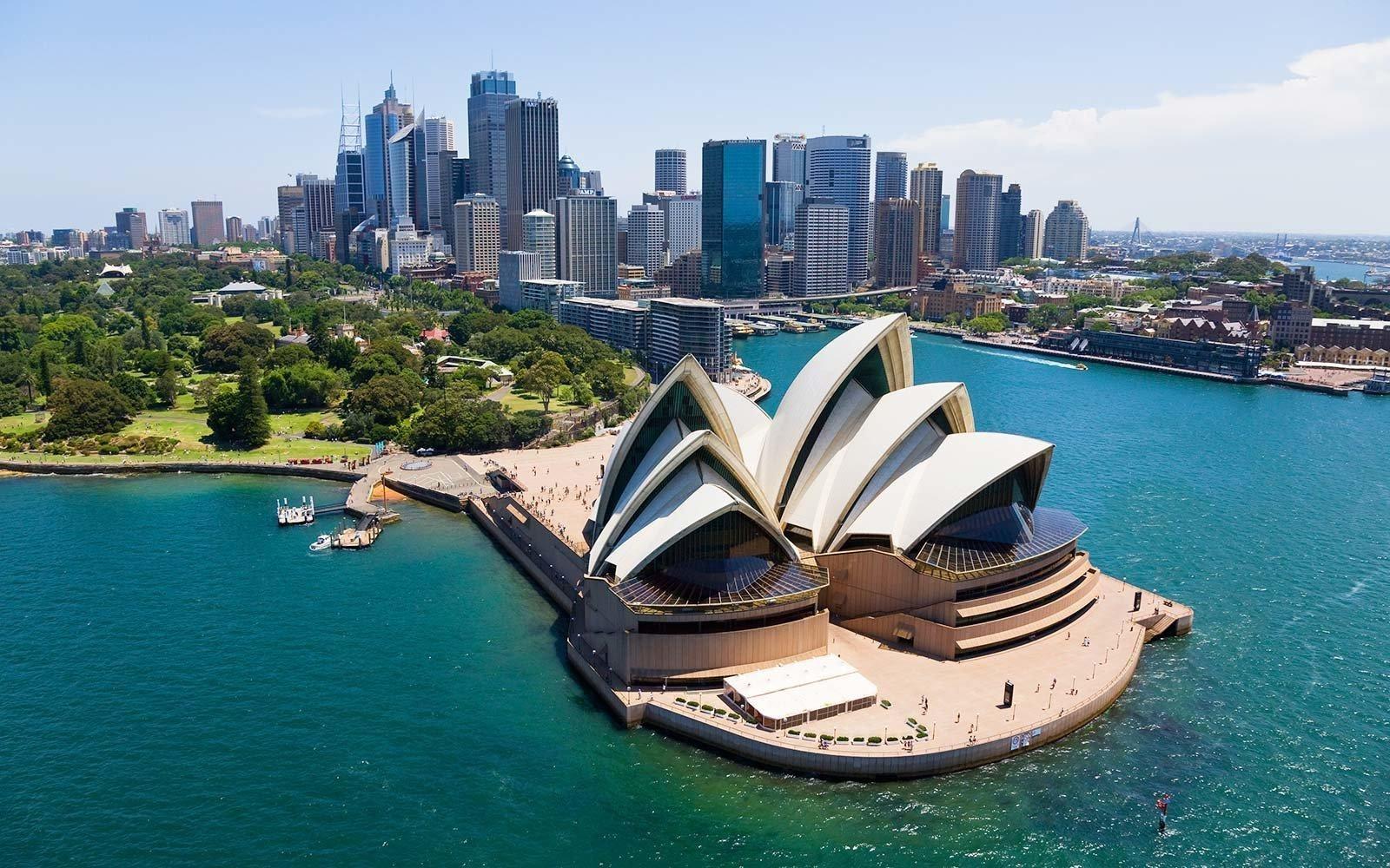 Tổng quan về nước Úc   Du học ACT