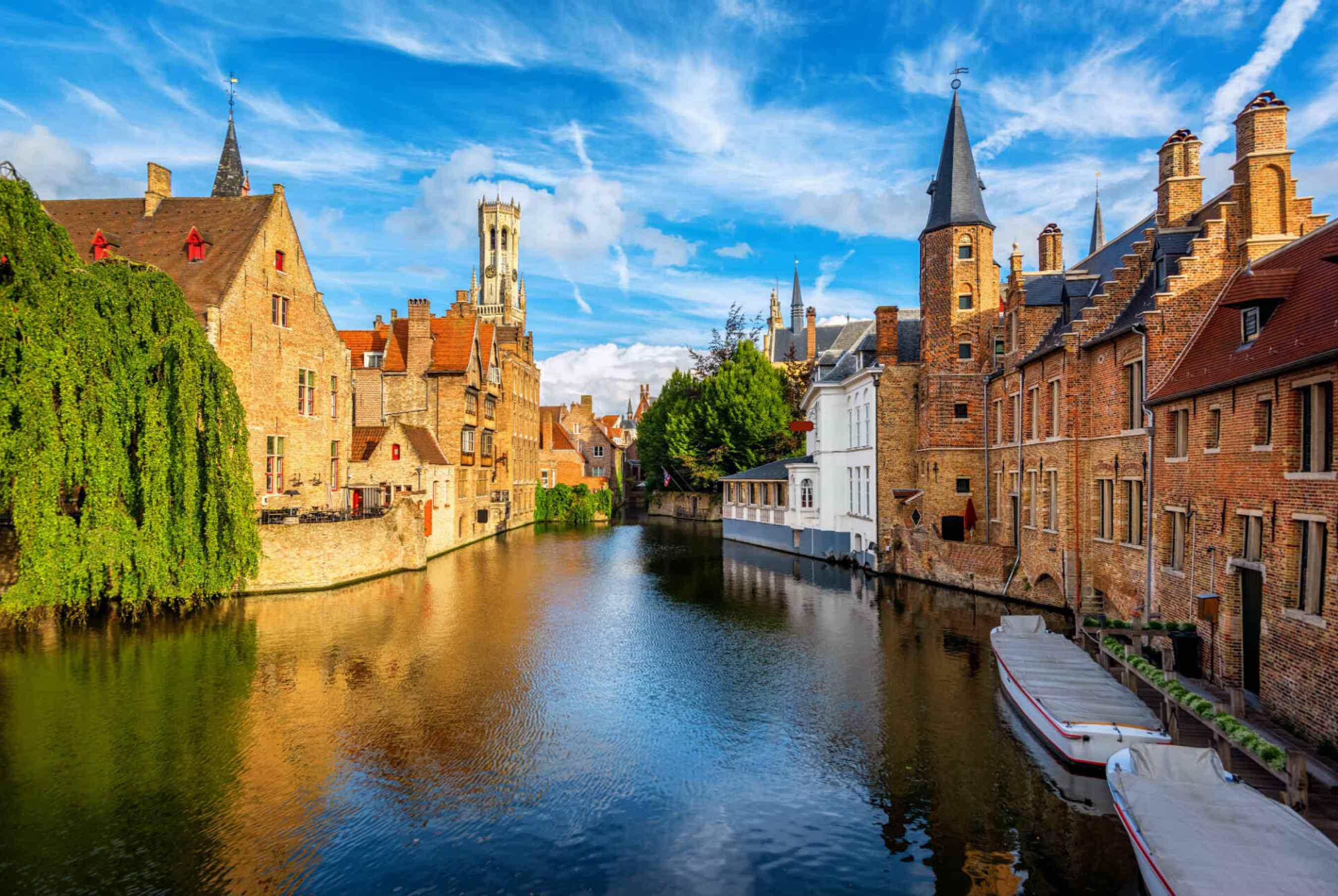 Kinh nghiệm du lịch Bỉ – New World Travel