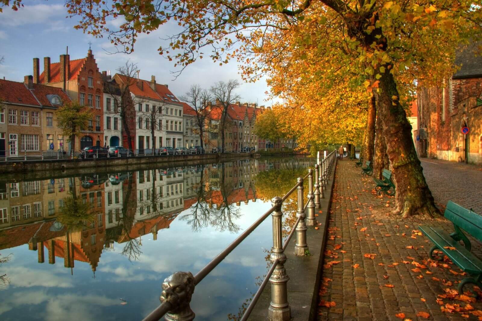 Lý do khiến bạn muốn du học Bỉ bạn cần biết